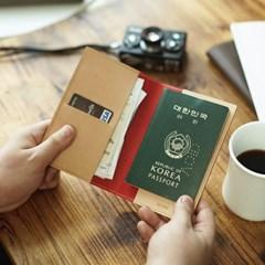 nraw 408VT 클래식 여권케이스