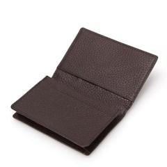 [Guy Laroche] 기라로쉬 밀란 오플 카드지갑(소)-다크브라운