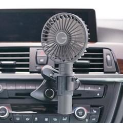 THE FAN plus 차량용선풍기 CD슬롯형 손풍기