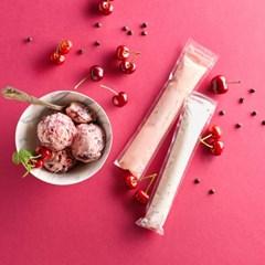 피나포레 체리 아이스팝 DIY 수제 아이스크림 만들기
