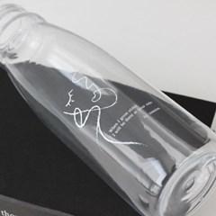 드로잉 블랑 트라이탄 물병 1L(화이트)_(1056222)