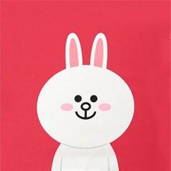 [LINE FRIENDS] Friends 3단 안전 완자동우산_(836099)