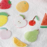 [ Fruit ] Masking Seal Sticker