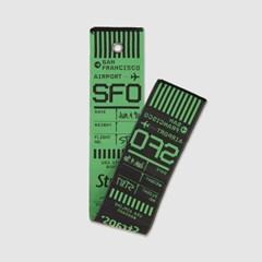 에어포트 네임택 30cm - 샌프란시스코