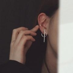 basic middle earcuff