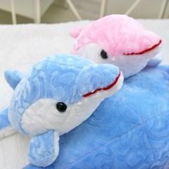 영아트 돌고래 쿠션인형 50cm [옵션선택]