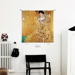 패브릭 포스터 S081 명화 작품 그림 천 액자 클림트 B
