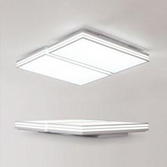 데니브 LED 거실등 100W (2+2) 4등_(1608922)
