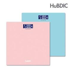 휴비딕 디지털 체중계 HUS-309(4색)_(1240370)