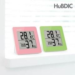 [휴비딕] 디지털 온습도계 HT-1 야간조명_(1240332)