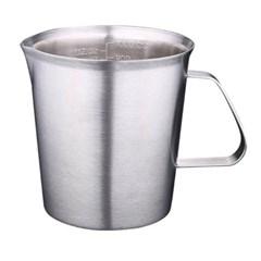 기본형 요리 스텐 계량컵  대1개