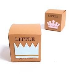 왕관박스(5.3x5.3x5.3cm-10매)+마끈세트