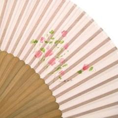 [45% 할인판매]예쁜부채-수채(水彩) PINK