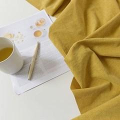 [Fabric] 피그먼트 머스타드 Pigment Solid Mustard