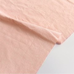 [Fabric] 피그먼트 크림핑크 Pigment Solid Cream Pink