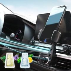 카멜레온360 향기나는 방향제 휴대폰 거치대(방향제2개 증정)