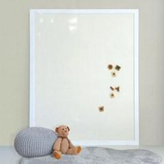 라미보드M+ 유아 자석칠판 자석 화이트보드 학습교구