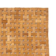 [한일카페트][1+1] 디자인 마작 대나무 방석 베이직
