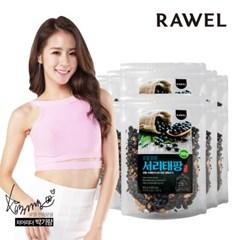 [로엘] 팝콩 서리태팡 영양간식 뻥튀기 300g 10봉