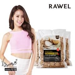[로엘] 팝콩 이천현미쌀강정 350g 3봉
