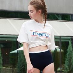 노아 메르시 티셔츠(white 7/19 예약발송)