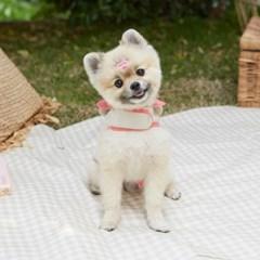 쿨조끼cool vest_pink beige