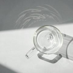 [TDY]내열유리컵600ml(Like Coffee) 맥주잔겸용 2개