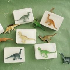 공룡 피규어 비누