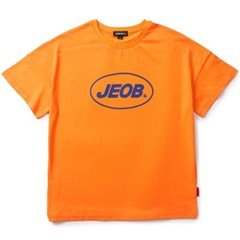 OVER FIT JEOB TEE ORANGE JBT00035-4