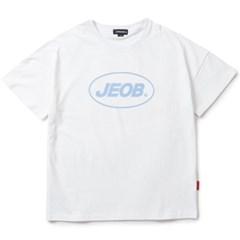 OVER FIT JEOB TEE IVORY JBT00035-1