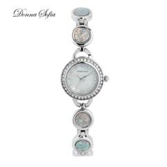 도나소피아 여성손목시계 게르마늄 건강시계 DS011