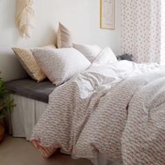 [바이아미] 메르시 체리 침대 이불커버 세트