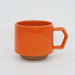 칩스 스택 머그 솔리드 컬러 280ml -오렌지_(1374203)
