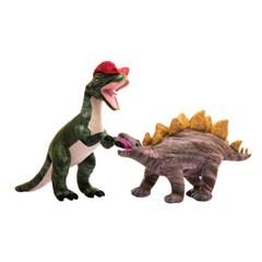 공룡제국 딜로포사우르스 공룡인형
