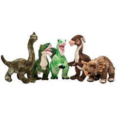 공룡제국 파라사우롤로푸스 공룡인형