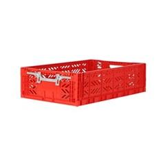 폴딩박스 L red_Active Lock 22cm (손잡이)_(1189806)