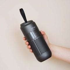 라이프썸 휴대용 공기청정기(LFS-HA03) 블랙