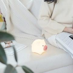 어반 LED 무선 감성 아기돼지 무드등 수유등 수면등 취_(1315745)