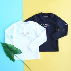 기본 하이넥 아동 래쉬가드 티셔츠 IB2SR584U