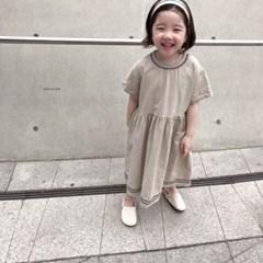[아동](SU)린넨자수머리띠[free]_(1582946)