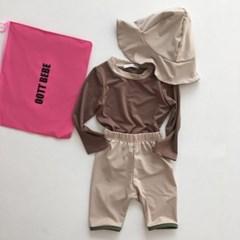 피아기획 4종 아동 래쉬가드