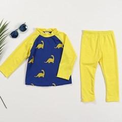 공룡 나그랑 아동 수영복