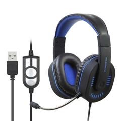 플레오맥스 USB 게이밍 헤드셋 PHS-G50