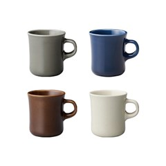 킨토 슬로우 커피 스타일 머그컵 250ml_(1327077)