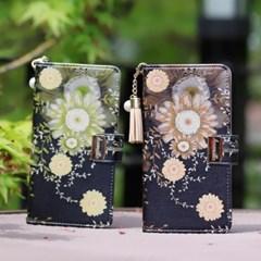 아이폰6s플러스 Encanto-Chic2-T 지퍼 지갑 다이어리 케이스