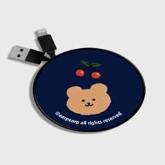 Dot cherry bear-navy(스마트릴)_(1175526)