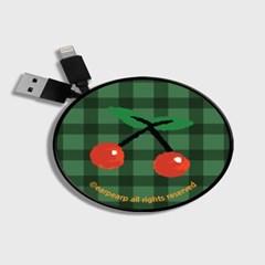 Check cherry-green(스마트릴)_(1175524)