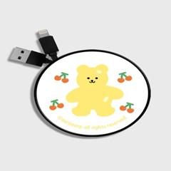 Four cherry bear-white(스마트릴)_(1175504)