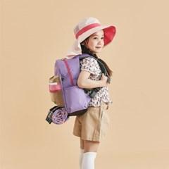 [호핑백]초등학생 소풍가방 버블버블 슈가_슈가 퍼플
