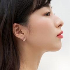 [스페이스42] 파닥 나비 미니 원터치 14K 귀걸이_DG0089_(846031)